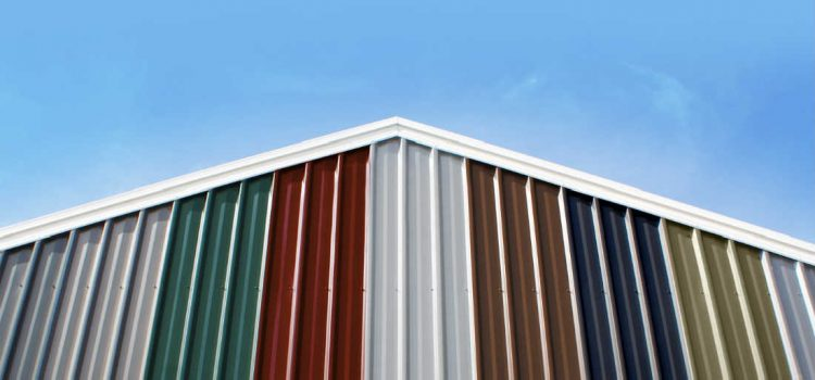 Newest Roof Colours From Colorbond